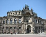 Semperoper - Drezno