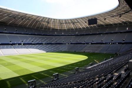Stadion w Monachium